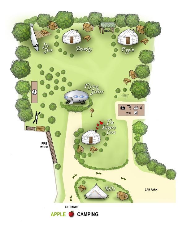 campsite-map